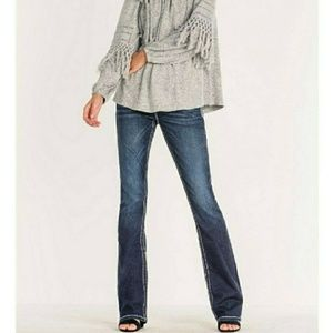 MISS ME. Women's. Easy Boot Distressed Jeans